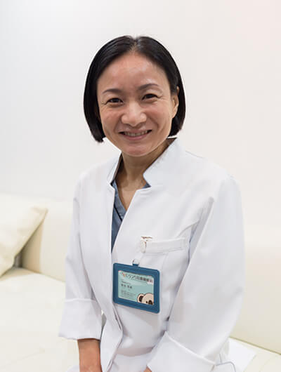 医師 菊池 奈美